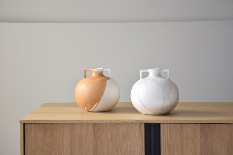 AIR COLLECTION: CERAMIC VESSELS