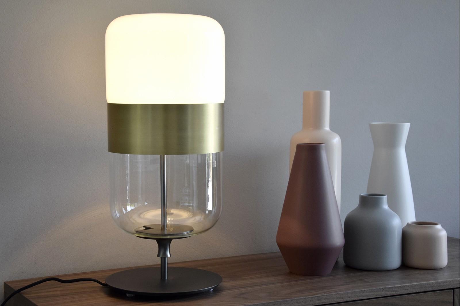 NÉBOA TABLE LAMP. HIGH
