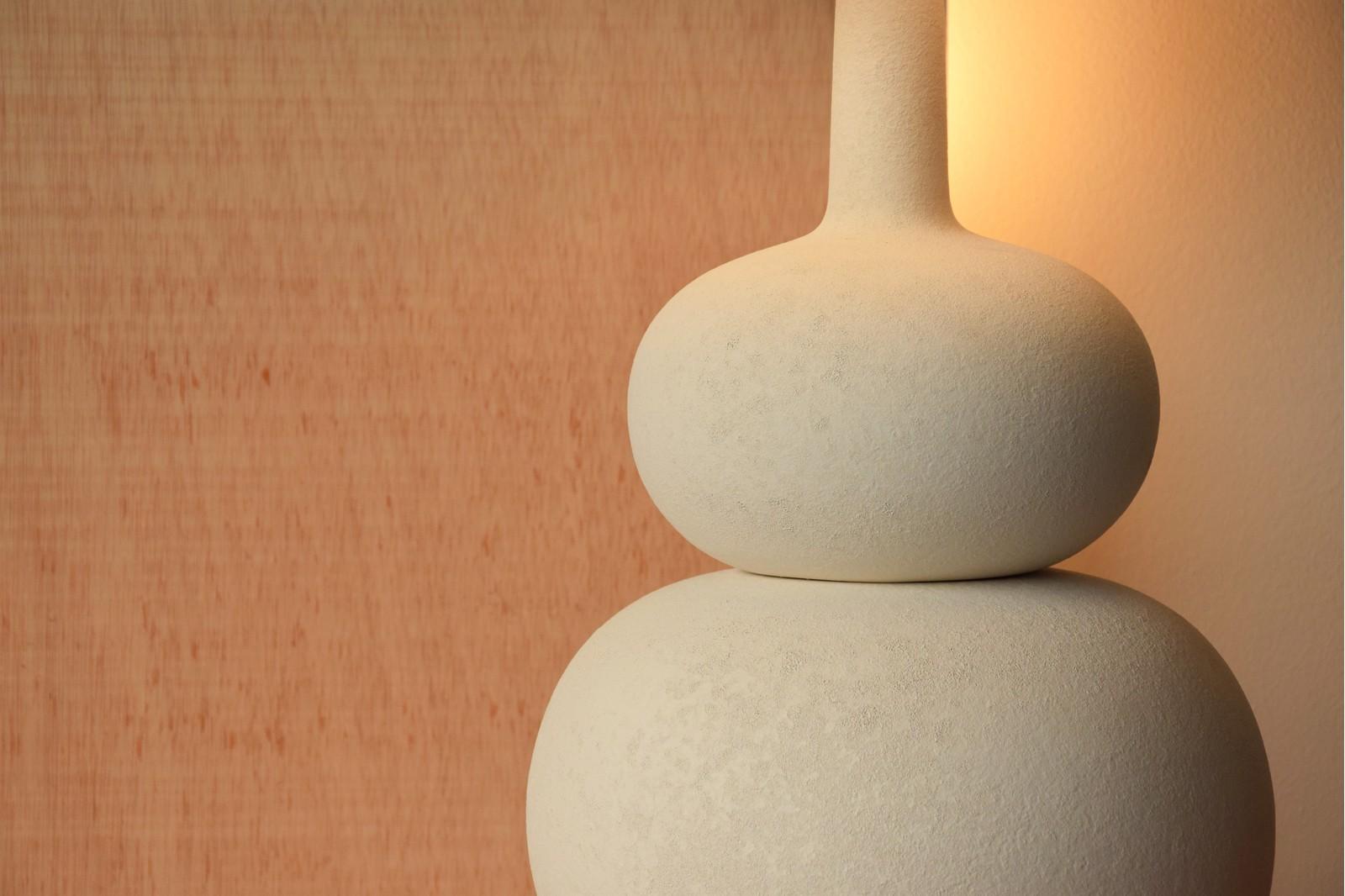 CERAMIC LAMP JULIA W/ SHADE