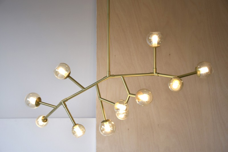 PENDANT LAMP ORBALLO.METAL-GLASS