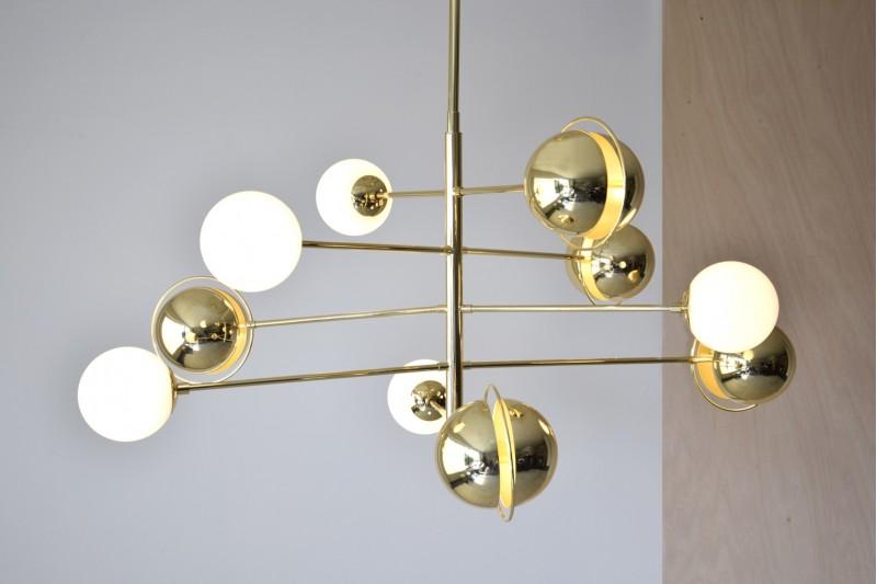 BICO CEILING LAMP  LED G9 15x3.5W